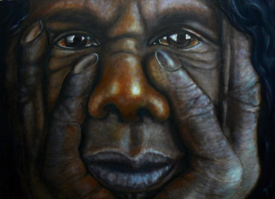 Gulpilil by Colleen DaRosa